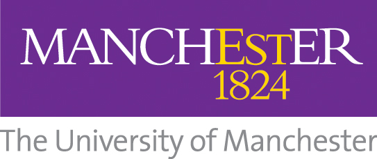 Image result for manchester university logo